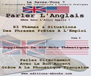 Le savez vous Anglais tome 9 350x250
